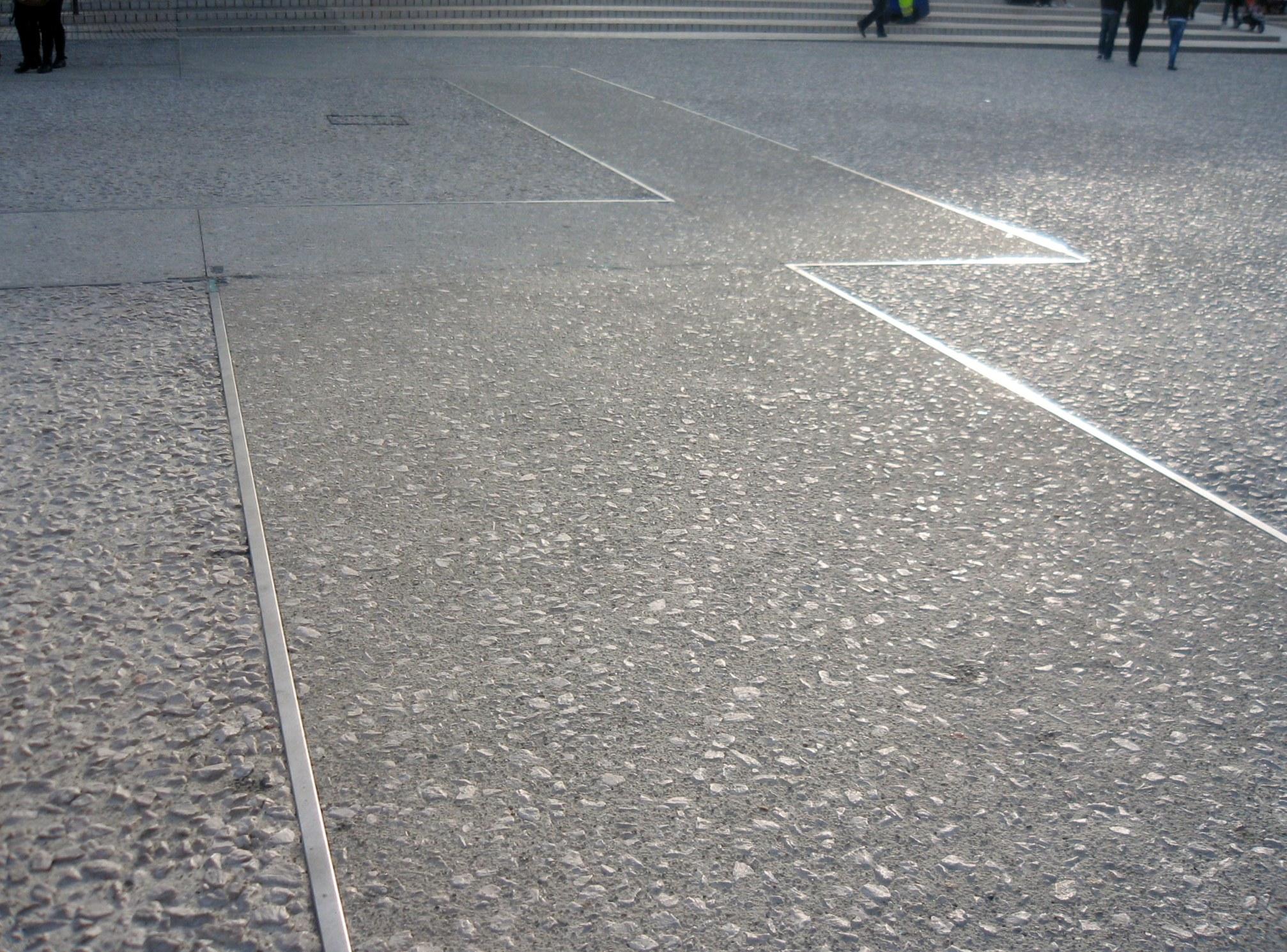 Vila prueba en la calle comte de rosell el pavimento que - Que es pavimento ...